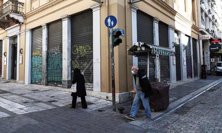 Σκληρό lockdown από σήμερα σε Αχαΐα και Εύβοια