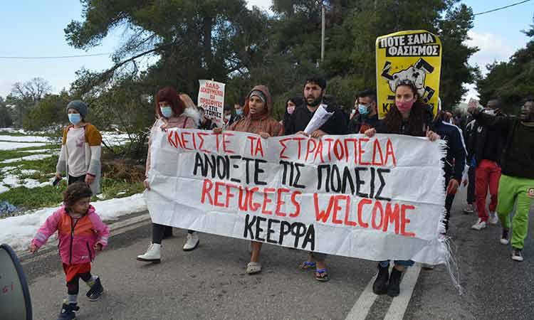 ΚΕΕΡΦΑ Βορείων Προαστίων: Όλοι στις συγκεντρώσεις για την κοινωνική ένταξη προσφύγων στις 8 & 20 Μαρτίου