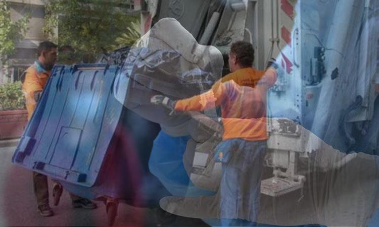 Μετ' εμποδίων η αποκομιδή απορριμμάτων στην Αγ. Παρασκευή λόγω… κορωνοϊού