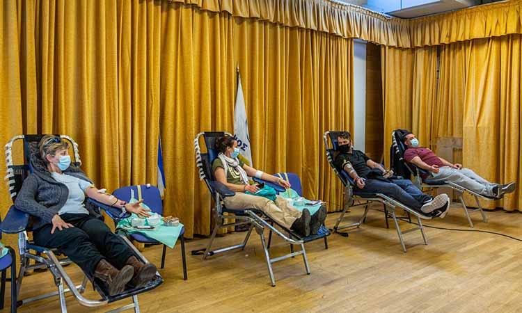Εθελοντική αιμοδοσία στον Δήμο Κηφισιάς στις 8 Οκτωβρίου