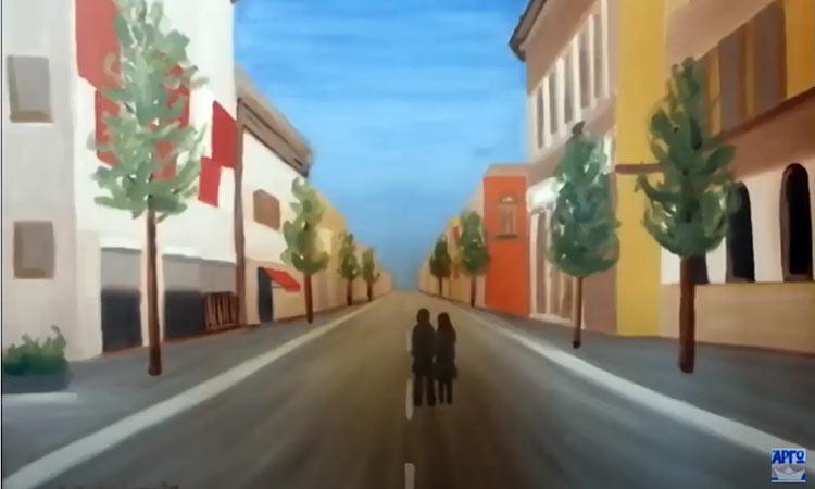 «Εγκλεισμός στην εποχή της πανδημίας» – Το βίντεο με τη νέα διαδικτυακή έκθεση του Συλλόγου Χαλανδρίου «ΑΡΓΩ»