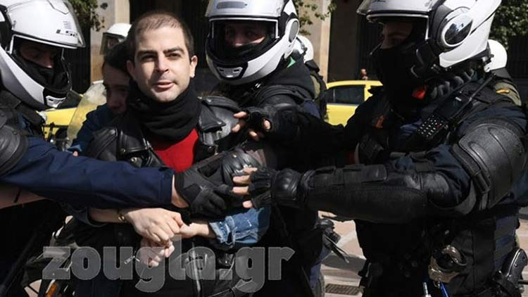 Αφέθηκε ελεύθερος ο γιος του Κουφοντίνα