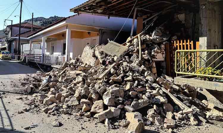 Σεισμός – Ελασσόνα: Σκηνές και εξοπλισμός στα χωριά που επλήγησαν