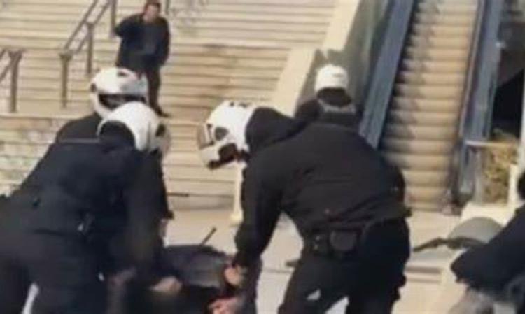 Σύλλογος ΑΡΓΩ Χαλανδρίου: Να μπει τέλος στην αστυνομική βία!