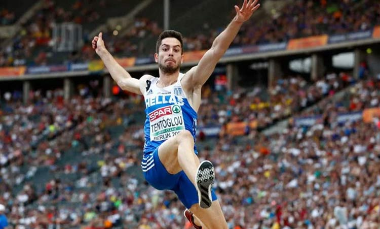 Πρωταθλητής Ευρώπης ο αθλητής του Γ.Σ. Κηφισιάς Μίλτος Τεντόγλου