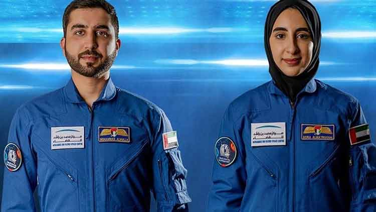 Η πρώτη γυναίκα αραβικής καταγωγής στη NASA