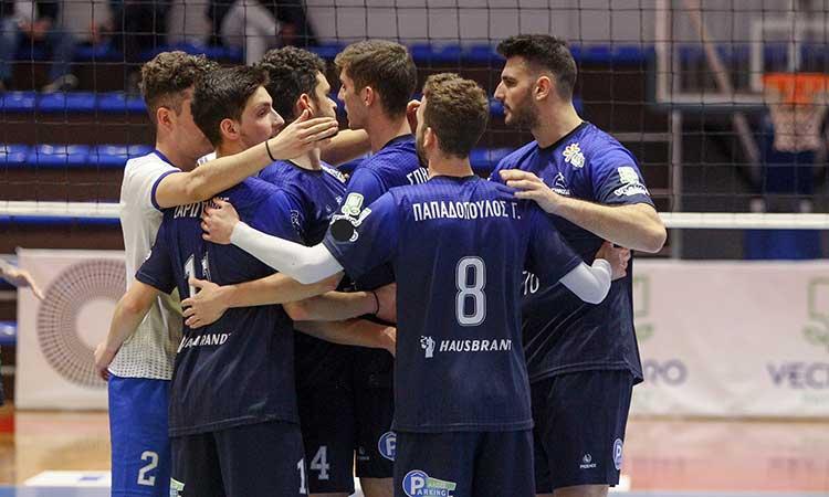 Αυλαία στο πρωτάθλημα της Volley League με… διαδικαστικού χαρακτήρα ήττα για την Κηφισιά
