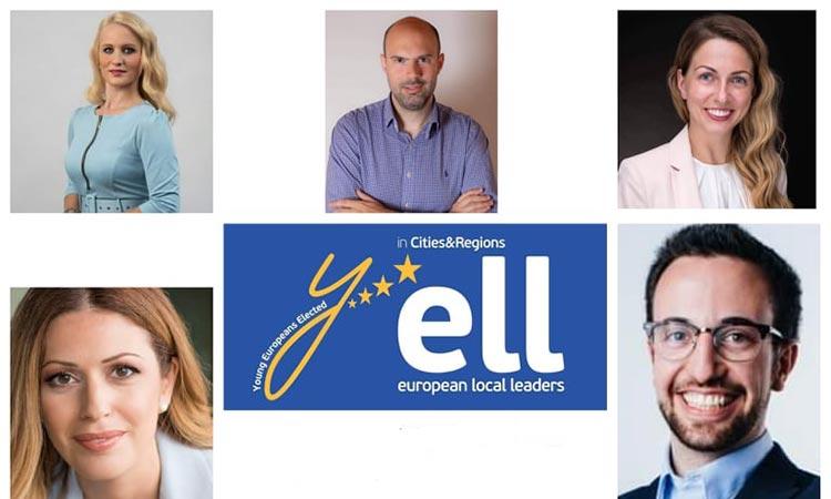 Μέλη της ΕΝΑ στη διοίκηση της Executive Committee των European Local Leaders