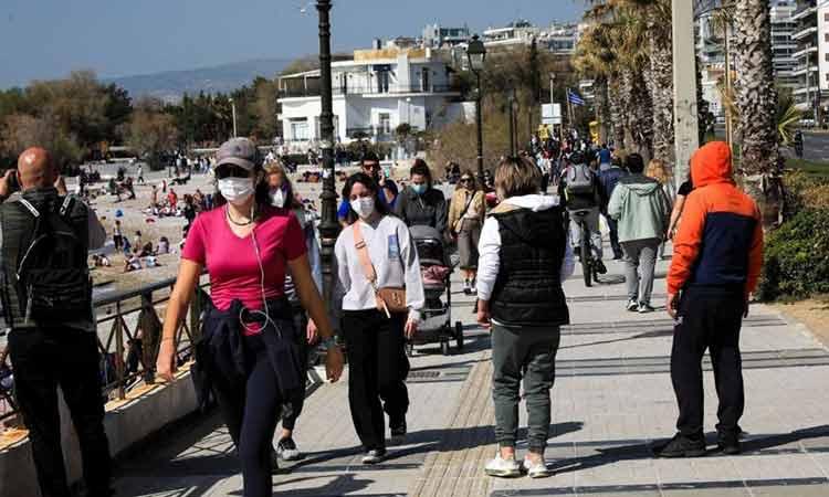 Lockdown: Επιτρέπονται από σήμερα οι διαδημοτικές μετακινήσεις – Ποιες περιοχές μπαίνουν στο «βαθύ κόκκινο»