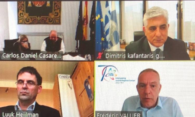 ΚΕΔΕ: Σκοπός είναι στο προσεχές μέλλον ο πολίτης να γνωρίζει την ηλεκτρονική διεύθυνση των Δήμων και όχι την τοπογραφική