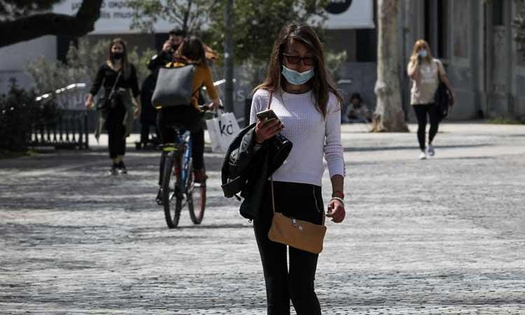 Μ. Δερμιτζάκης: Πρόβλεψη για 2.000 κρούσματα το Πάσχα