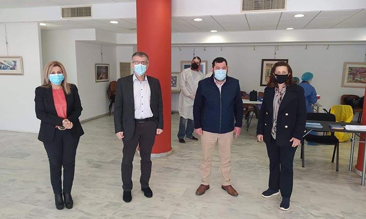 Επιτυχώς ολοκληρώθηκαν τα rapid tests στον Δήμο Λυκόβρυσης-Πεύκης – Εντοπίστηκε ένα κρούσμα Covid-19