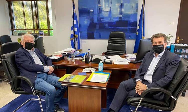 Ο Δήμος Φιλοθέης-Ψυχικού υποδέχεται ως δημότη τον Έλληνα καθηγητή Δημήτρη Νανόπουλο