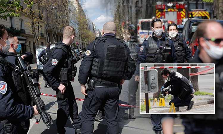 Πυροβολισμοί έξω από νοσοκομείο στο Παρίσι – Ένας νεκρός και μία τραυματίας – Διέφυγε ο δράστης