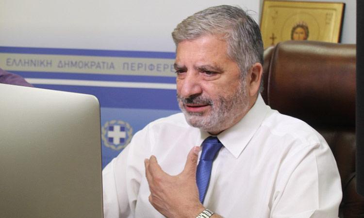Γ. Πατούλης: Η Περιφέρεια Αττικής θα συμβάλλει έμπρακτα στην ανάδειξη του Αδριάνειου Υδραγωγείου