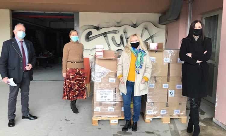 80.000 κουτιά φαρμάκων ευρείας χρήσης διανεμήθηκαν στα Κοινωνικά Φαρμακεία των Δήμων στην Αττική
