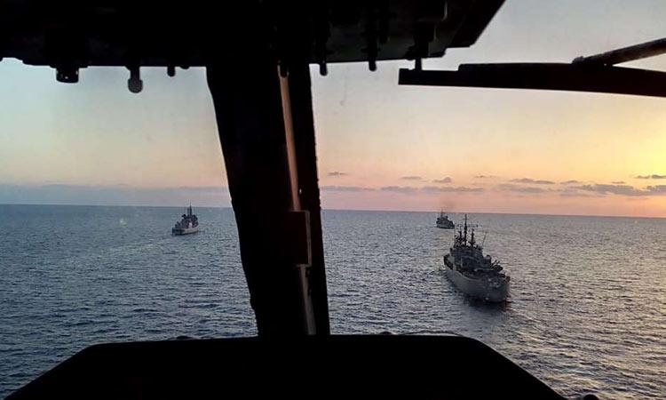 Κλιμακώνεται η ένταση Ρωσίας-Ουκρανίας – Πολεμικά στη Μαύρη Θάλασσα στέλνει η Βρετανία