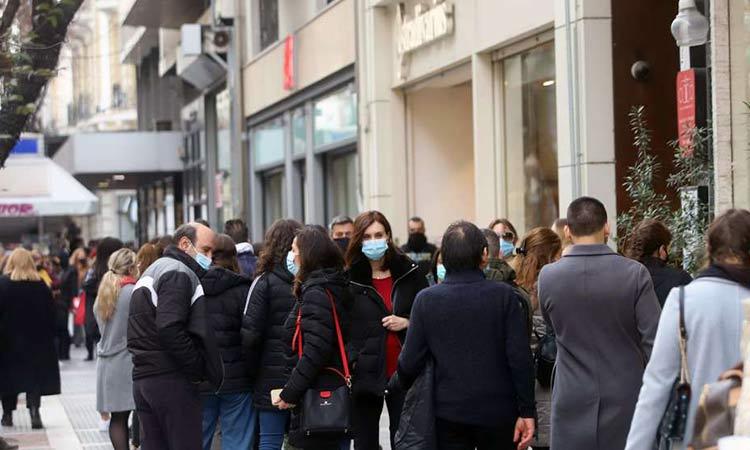 Lockdown: Ανοίγουν από τη Δευτέρα τα καταστήματα σε Θεσσαλονίκη και Αχαΐα