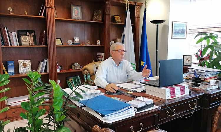 Τρεις προτάσεις του δημάρχου Αμαρουσίου Θ. Αμπατζόγλου για την ανάπτυξη των Δήμων