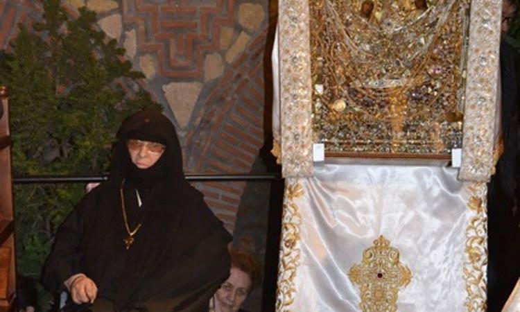Απεβίωσε η καθηγουμένη της Ι.Μ. Αγ. Ειρήνης Χρυσοβαλάντου Λυκοβρύσεως γερόντισσα Αρσενία