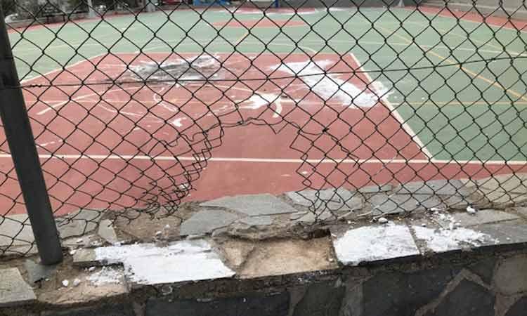 Συμμαχία Πολιτών: Προτεραιότητα η επανόρθωση των ζημιών στο γήπεδο «Αστέρα» Κάτω Πεύκης
