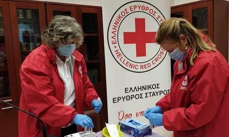 Γ. Πατούλης: Τιμούμε τους εργαζόμενους και εθελοντές του Ελληνικού Ερυθρού Σταυρού