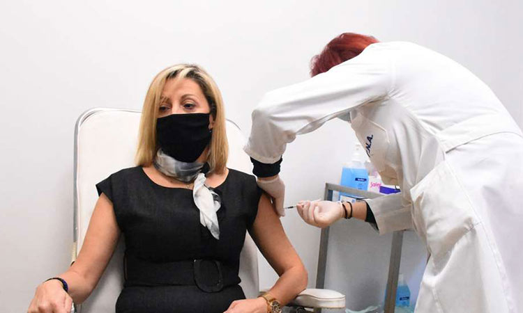 Γκ. Μαγιορκίνης: Δεν νοσούν βαρύτερα από κορωνοϊό όσοι εμβολιάζονται