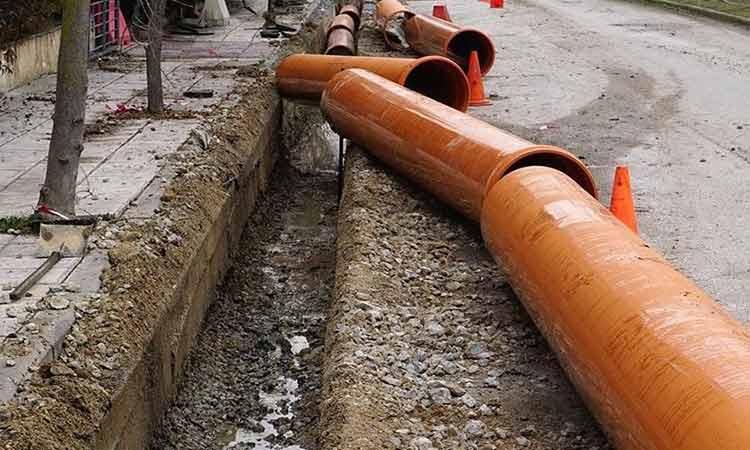 600.000 ευρώ από την Περιφέρεια για έργα κατασκευής αγωγών ομβρίων στο κέντρο του Αμαρουσίου