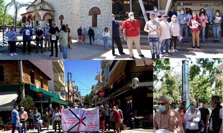 ΣΥΡΙΖΑ-Π.Σ. Βόρειας Αθήνας: Συγκέντρωση για την Εργατική Πρωτομαγιά στις 6/5 στην πλ. Κλαυθμώνος