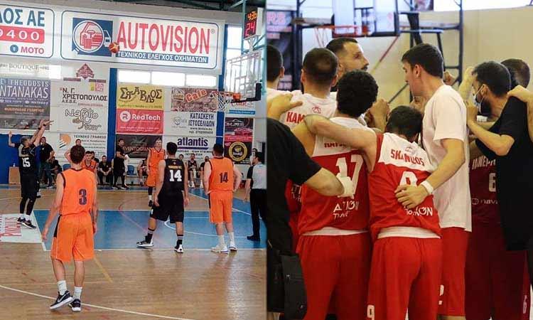 Α2 μπάσκετ ανδρών: Μεγάλες εκτός έδρας νίκες για Πανερυθραϊκό και Μαρούσι