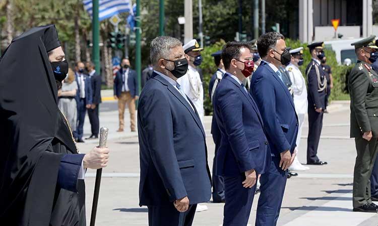 Εκδηλώσεις για τον εορτασμό της Ημέρας της Ευρώπης διοργάνωσε η Περιφέρεια Αττικής