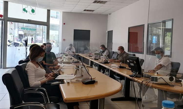Η διασφάλιση της προστασίας του Υμηττού απασχόλησε το ΣΤΟ Δήμου Αγίας Παρασκευής