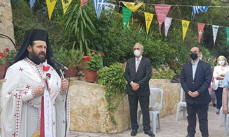 Εορτασμός της Παναγίας Ζωοδόχου Πηγής στον Δήμο Κηφισιάς