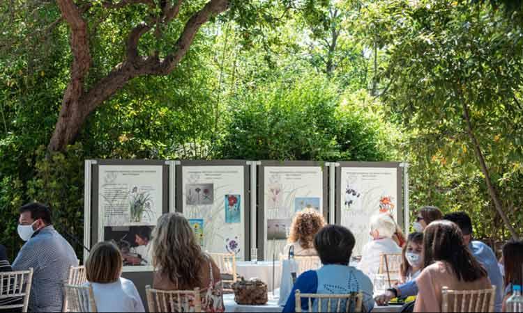 Βραβεύτηκαν στο Μουσείο Γουλανδρή οι νικητές του διαγωνισμού ζωγραφικής «Ελληνικά Αγριολούλουδα»