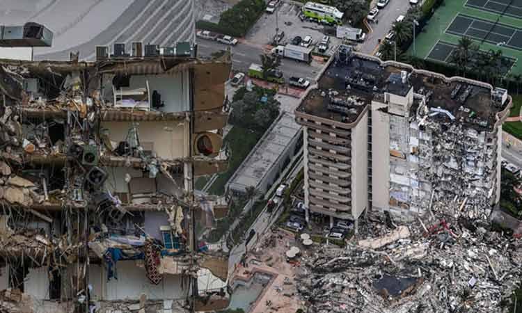 Φόβοι για εκατόμβη νεκρών στο Μαϊάμι