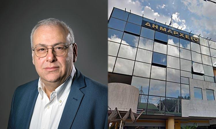 Υποψήφιος δήμαρχος Ηρακλείου Αττικής στις εκλογές του '23 ο Νίκος Μπαρμπούνης
