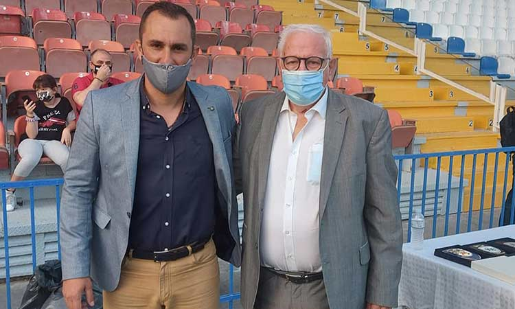 Σε ποδοσφαιρικό αγώνα φιλανθρωπικού χαρακτήρα ο αντιδήμαρχος Π. Ιωάννου