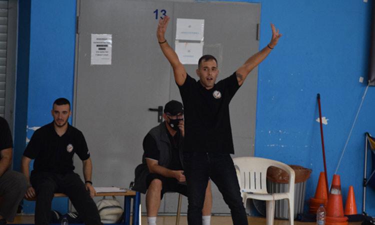 Στη γυναικεία ομάδα του ΚΑΟ Μελισσίων παραμένει ο προπονητής Παντελής Καλογερόπουλος