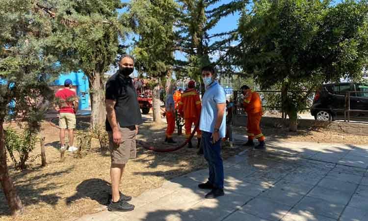Πρώτη περιβαλλοντική δράση στον Δήμο Παπάγου-Χολαργού, στο Αθλητικό Κέντρο «Βασ. Ξύδης»