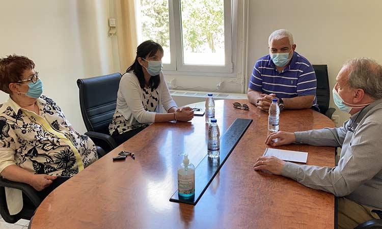 Δ. Κεχαγιά: Αδιαπραγμάτευτη η αναβαθμισμένη λειτουργία του Νοσοκομείου «Φλέμινγκ» στη μετά-Covid εποχή