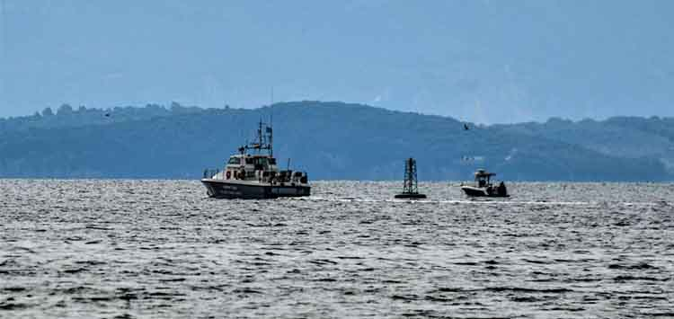 Λέσβος: Τουρκική ακταιωρός παρενόχλησε σκάφος του Λιμενικού – Προκλήθηκαν ζημιές