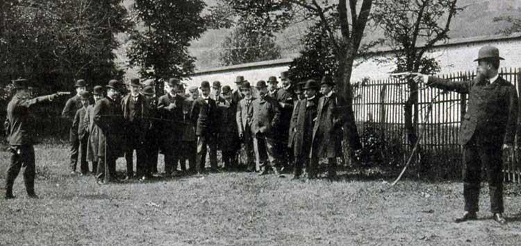 Σαν σήμερα, 18 Ιουνίου του 1904: Υπουργός σκοτώνει βουλευτή στην τελευταία μονομαχία στην Ελλάδα