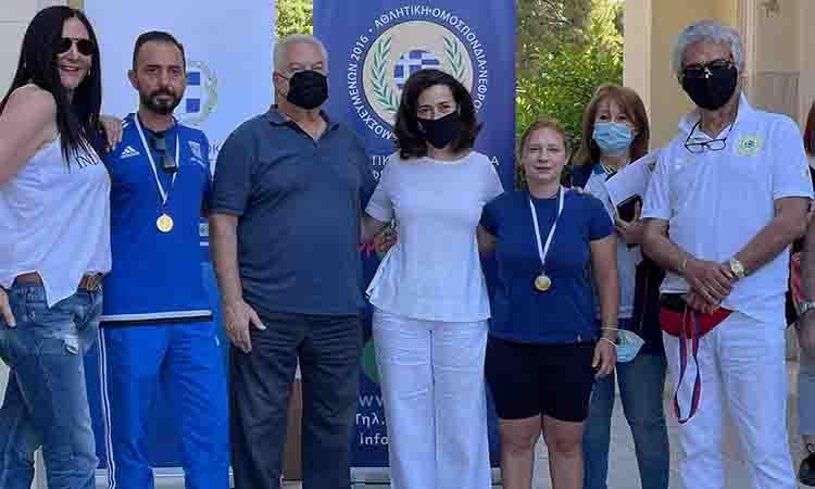 «Περίπατος Υγείας»: Η Π.Ε. Βόρειου Τομέα Αθηνών ένωσε τις δυνάμεις της με την Α.Ο. Νεφροπαθών και Μεταμοσχευμένων