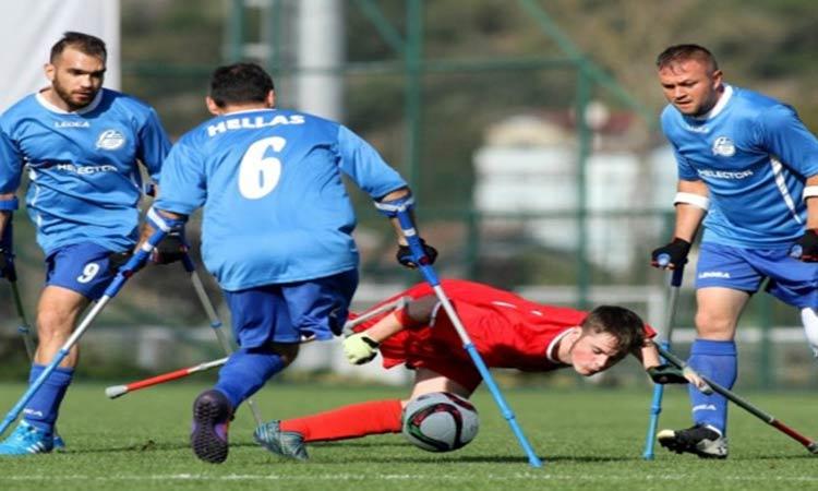 Στη Μεταμόρφωση το πρώτο διασυλλογικό Κύπελλο Ανάπτυξης Ποδοσφαίρου για ΑμεΑ στη χώρα