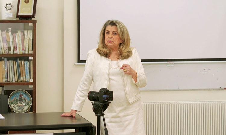 Διαδικτυακή διάλεξη για τις γυναικείες μορφές στα έργα του Ευριπίδη από το Ελεύθερο Πανεπιστήμιο Δήμου Κηφισιάς