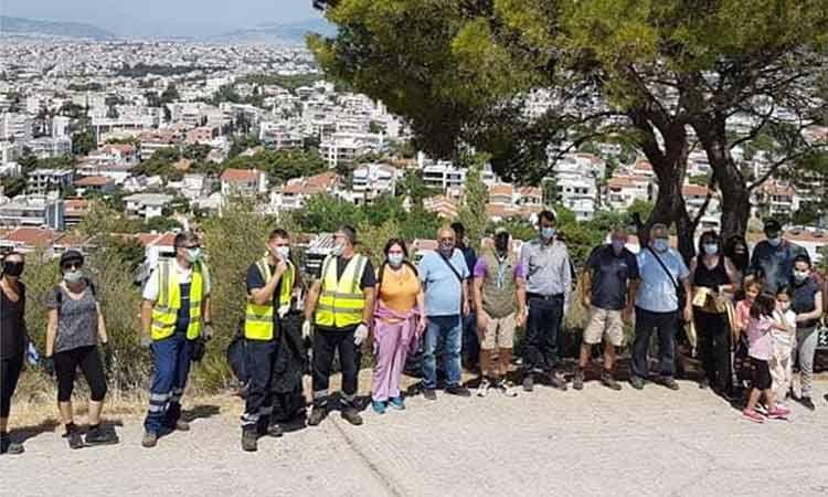 Ηχηρό μήνυμα αισιοδοξίας από τον Δήμο Βριλησσίων για το περιβάλλον