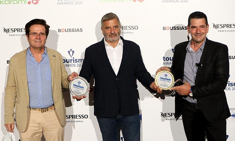 Χρυσό και ασημένιο βραβείο για την Περιφέρεια Αττικής στον φετινό θεσμό των TourismAwards