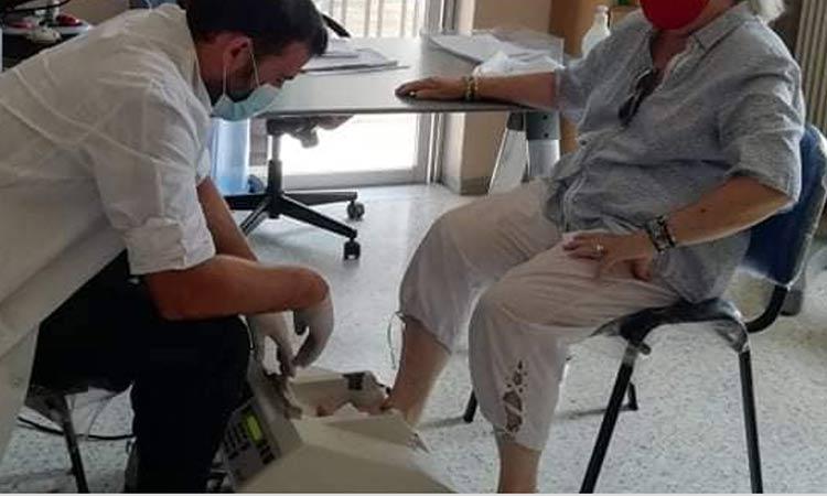 Ολοκληρώθηκε η εβδομάδα προληπτικού ελέγχου οστεοπόρωσης στον Δήμο Βριλησσίων