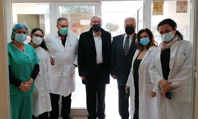 Ο Δήμος Αμαρουσίου μπαίνει μπροστά στο πρόγραμμα «εμβολιασμού κατ' οίκον»