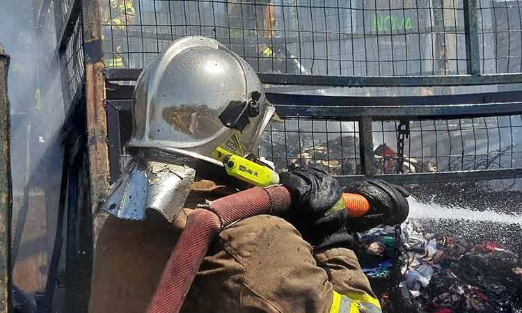 Φωτιά σε σπίτι στο Πάτημα Χαλανδρίου – Ένας νεκρός